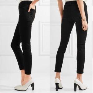 Acne Studios Skin 5 Black Skinny Jeans Size 23